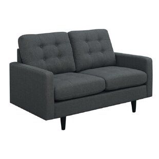 Reviews Fabrizio Loveseat by George Oliver Reviews (2019) & Buyer's Guide