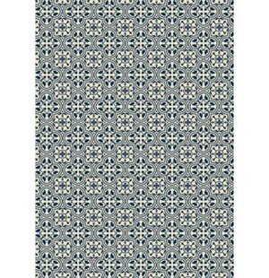 Savings Jaron Quad European Design Blue/White Indoor/Outdoor Area Rug By Charlton Home