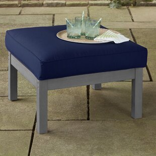 Birch Lane™ Rossi Ottoman with Cushion