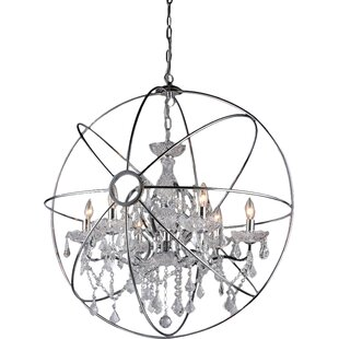 Springtown 6-Light Chandelier