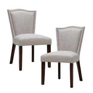 Darby Home Co Newville Parsons Chair (Set of 2)