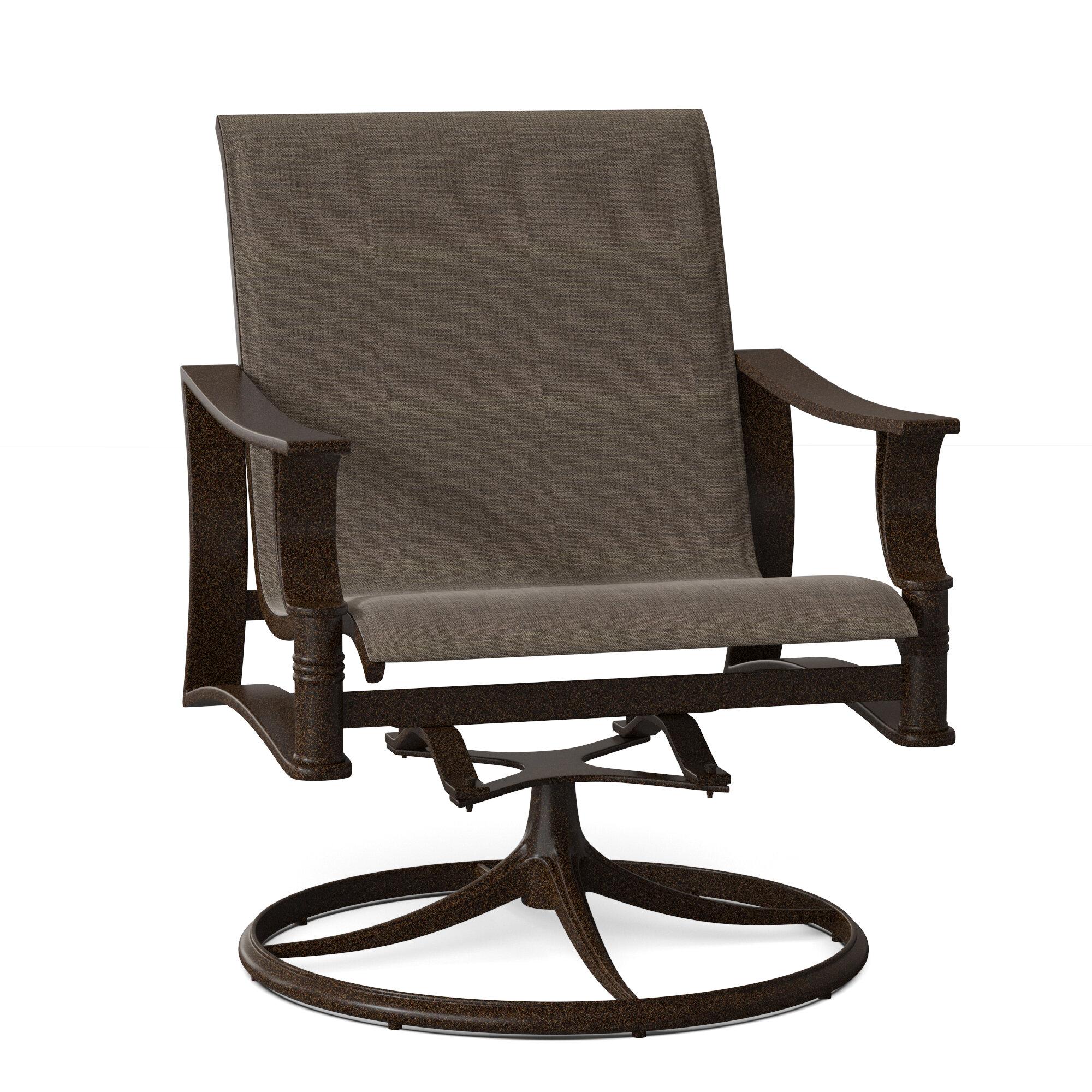 Woodard Arkadia Swivel Rocking Chair Perigold