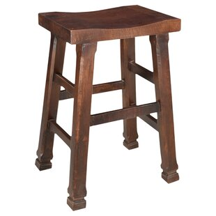 Bilbie 30 Bar Stool Bungalow Rose