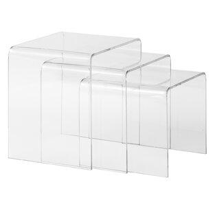 Bentlee 3 Piece Nesting Tables
