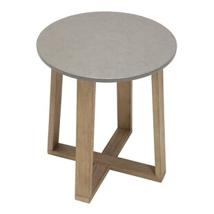Explorer Fuego Teak Side Table