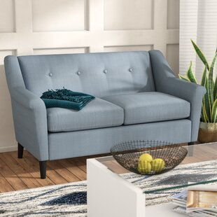 Deschutes Modern Loveseat