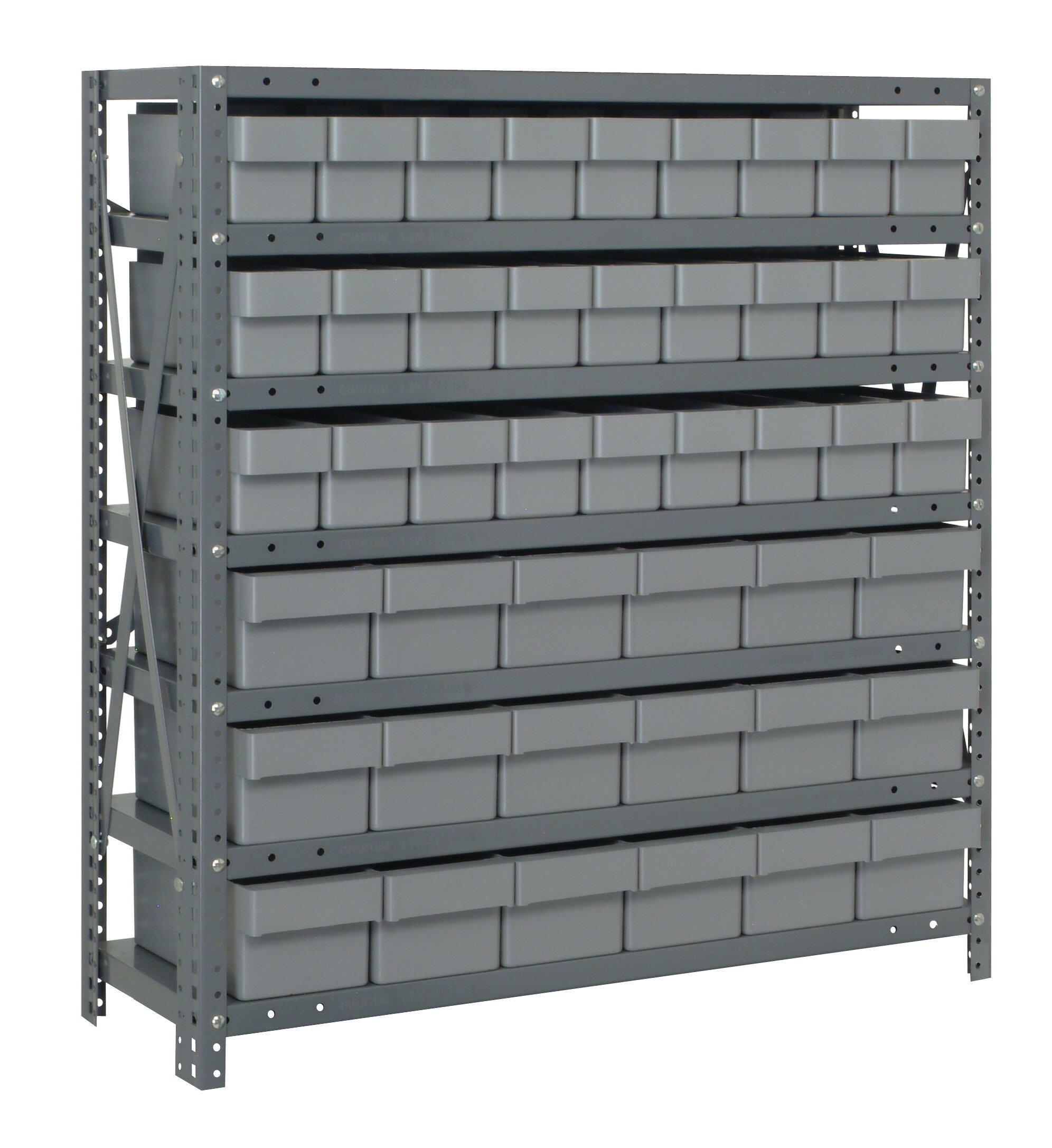 Standard 2 Feet To 4 Feet Quantum Storage Storage Racks Shelving Units You Ll Love In 2021 Wayfair