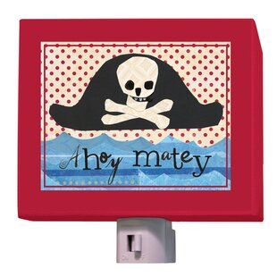 Oopsy Daisy Pirate Hat Night Light