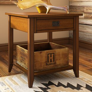 Dillwyn End Table by Bungalow Rose