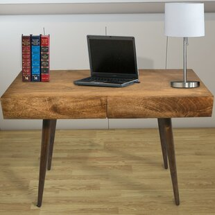 Botello Solid Wood Desk by Corrigan Studio Today Only Sale