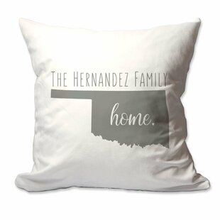 Oklahoma State Pillows Wayfair