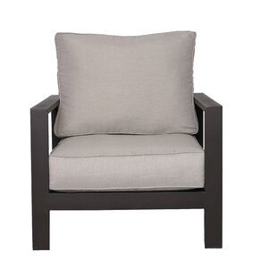 Bakerstown Patio Chair with Cushion