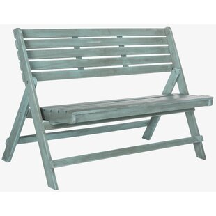 Fairlight Wooden Bench By Sol 72 Outdoor