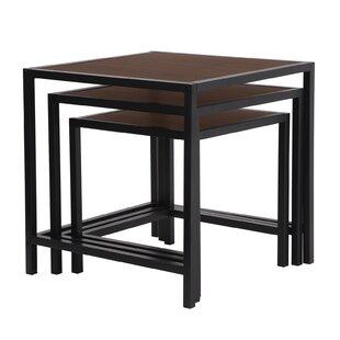 Lizeth 3 Piece Nesting Tables (Set of 3)