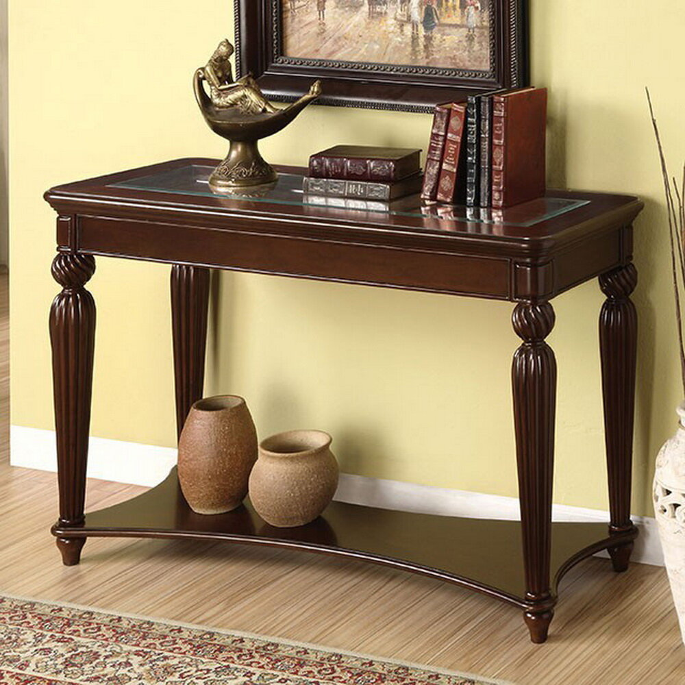 Charlton Home Corriveau Transitional Console Table Wayfair