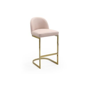 Inexpensive Tuscola 27.25'' Bar Stool by Everly Quinn Reviews (2019) & Buyer's Guide