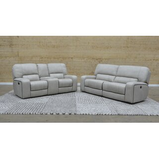 Aleverson Console Reclining Loveseat by Latitude Run SKU:CB142809 Guide