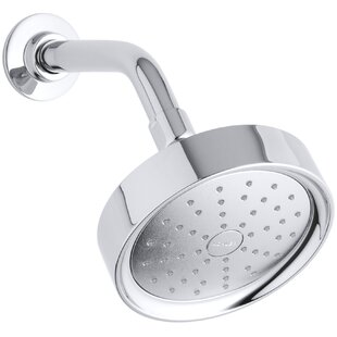 Comparison Purist 2.0 GPM Single-Function Shower Head with Katalyst Air-Induction Spray and Katalyst Air Induction Spray By Kohler