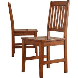 Fort Kent Side Chair (Set of 2) by Loon P..