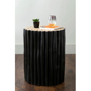 Ernest End Table by Millwood Pines