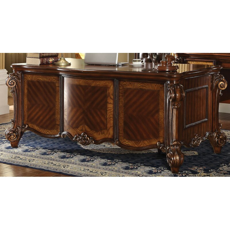 Astoria Grand Esmeralda Executive Desk Wayfair