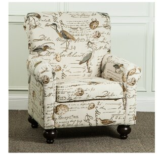 Middletown Armchair by Rosecliff Heights