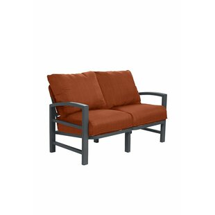 Lakeside Loveseat with Cushions by Tropitone