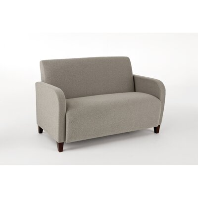 Terrific Siena Loveseat Lesro Frame Finish Cherry Upholstery Type Creativecarmelina Interior Chair Design Creativecarmelinacom