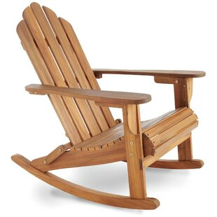 Stephania Rocking Chair By Sol 72 Outdoor