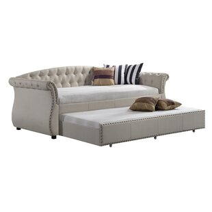 Leif Daybed with Trundle