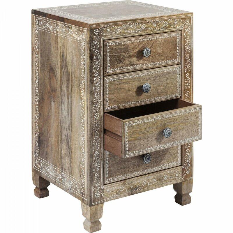 kare design kommode desert queen bewertungen. Black Bedroom Furniture Sets. Home Design Ideas