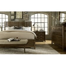 Segula Panel Customizable Bedroom Set by Loon Peak
