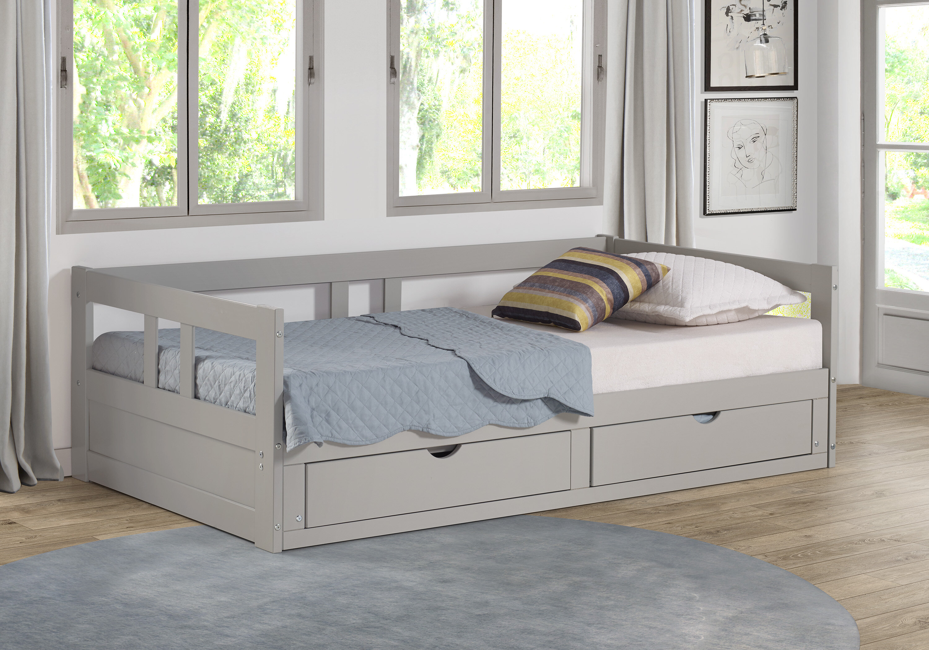 Storage Daybeds You Ll Love In 2020 Wayfair