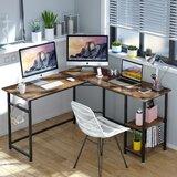 Laredo L-Shape Desk