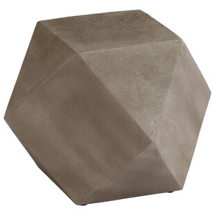 Verlin Concrete Side Table By Brayden Studio
