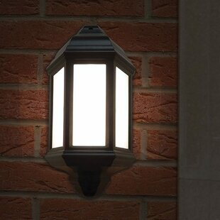 Penwortham LED Outdoor Wall Lantern By Brambly Cottage