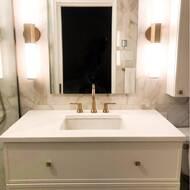 Conall 1 Light Led Bath Bar Reviews