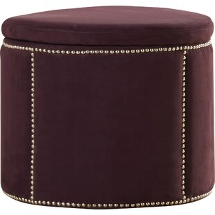 Jagger Storage Ottoman By Fairmont Park