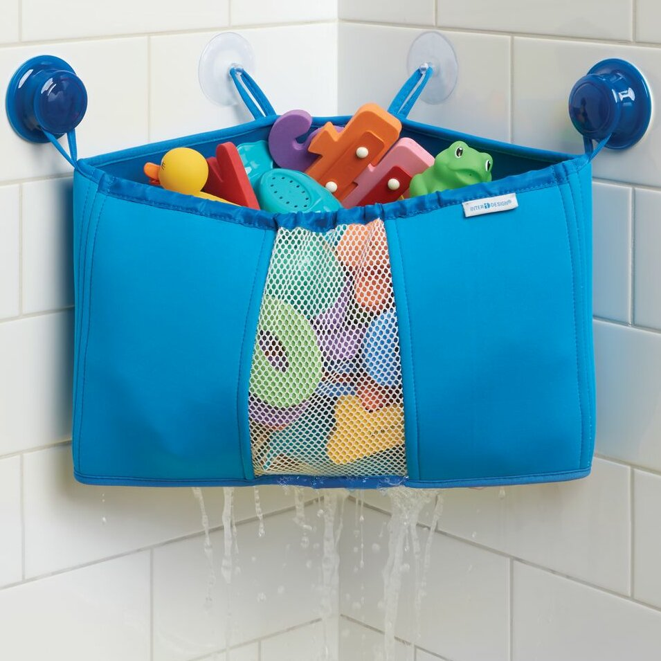 InterDesign Neo Shower Basket & Reviews | Wayfair