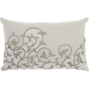 Adriana Cotton Lumbar Pillow