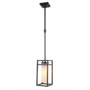 Simms 1-Light Square/Rectangle..