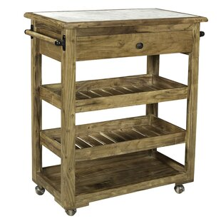 Forteau Kitchen Island Loon Peak