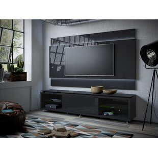 Great choice Franklin TV Stand for TVs up to 70 by Latitude Run Reviews (2019) & Buyer's Guide