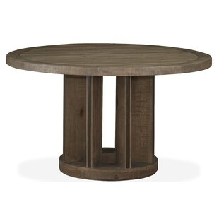 Norah Solid Wood Dining Table