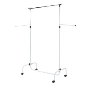 Melrose 91cm Wide Clothes Rail By Rebrilliant