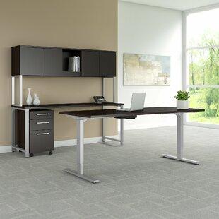 400 Series 4 Piece Desk Office Suite