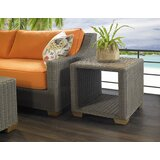 Brecken Wicker Side Table