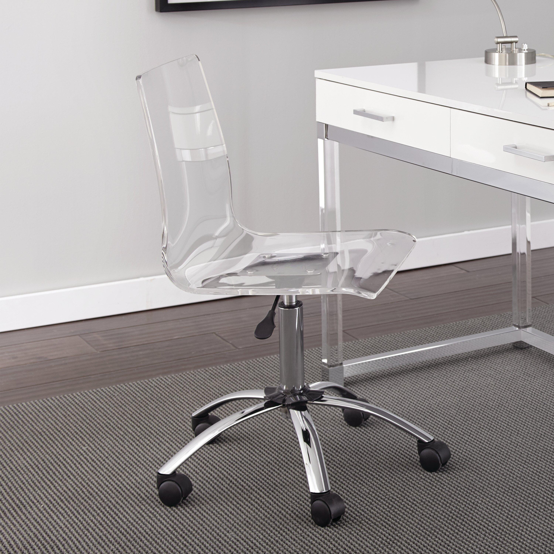 Image of: Orren Ellis Lindale Task Chair Reviews Wayfair