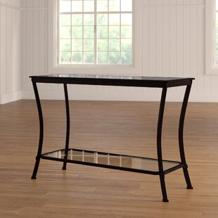 Great deal Waterford Console Table By Charlton Home