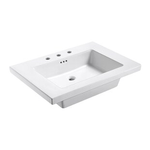 Eclipse 31 Single Bathroom Vanity Top by Empire Industries